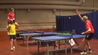 Ping Pong Trick Shots (old version)