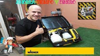 Wagner W590 Flexio - Pulverizador de pintura : )