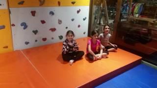 Genel Jimnastik temel duruşlar ve öne takla 8 yaş