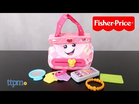 Laugh & Learn My Smart Purse From Fisher-Price