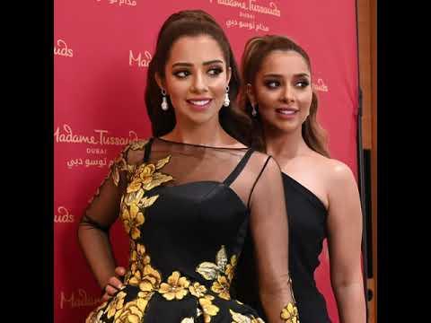 Muse Arabia/ Balqees Fathi- Madame Tussauds Dubai