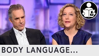 Body Language: Jordan Peterson Interview Channel 4