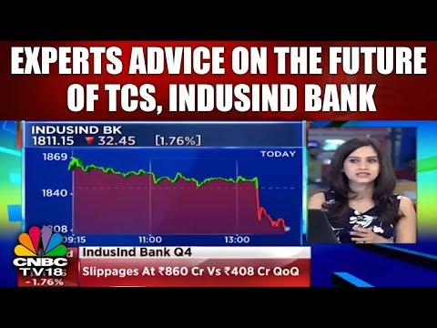 Your Stocks | Experts Advice on the Future of TCS, IndusInd Bank