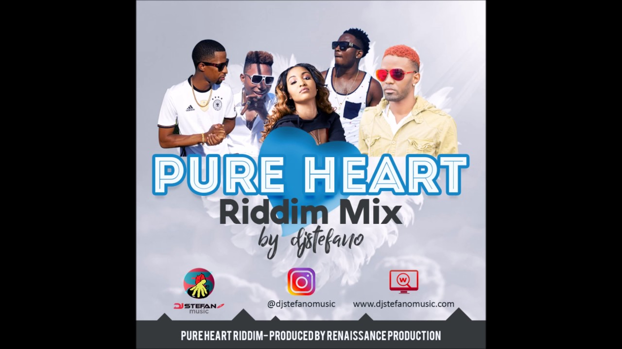 Playlist of Pure Heart Riddim Mix | Melodlist | Online Songs