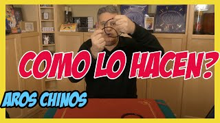 """Video: 4"""" Linking Rings (Gold) by TCC"""