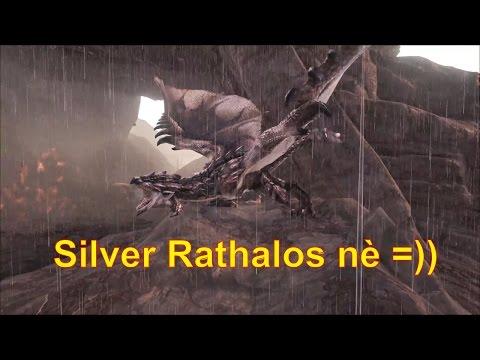 ARK: The Center #17 - Bắt được Quái chim khổng lồ Silver Rathalos =))