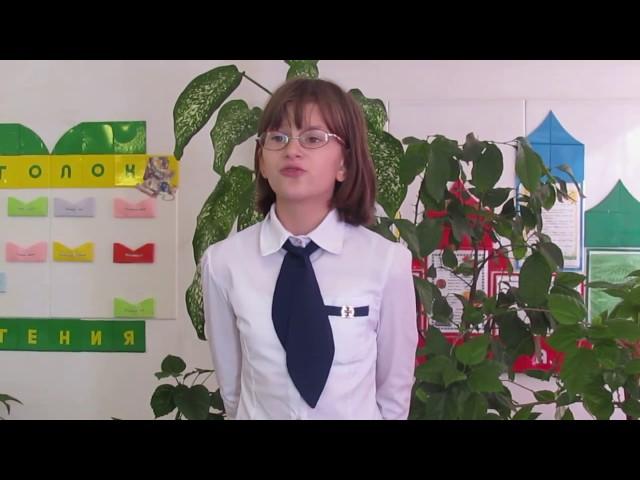 Изображение предпросмотра прочтения – АлесяПоколодняя читает произведение «Родной язык» В.Я.Брюсова