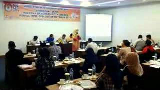Bimbingan Teknisi Relawan Demokrasi 26/01/2014 (1)