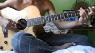 I love you goodbye guitar cover Tatoitz