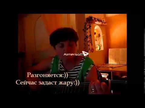Ученица Виктории Юдиной задала жару на гитаре!