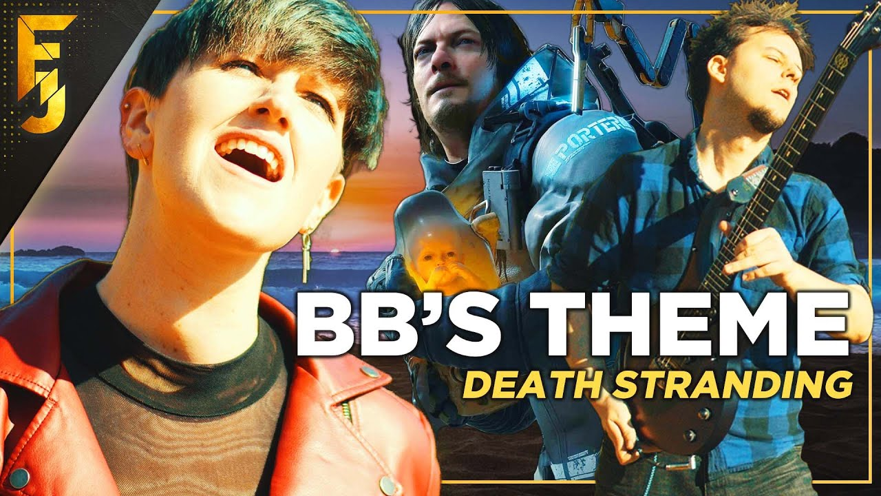 Death Stranding - BB's Theme (feat. Lacey Johnson) | Cover by FamilyJules thumbnail