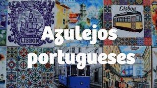 Como se hacen los azulejos portugueses?