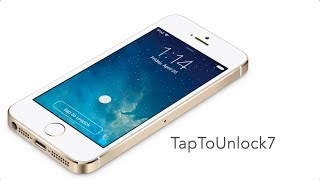 TapToUnlock7: tap and unlock your device on iOS 7