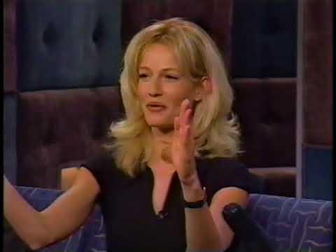 Karen Mulder on Conan 19970131