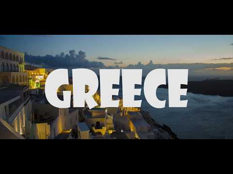 The surreal Greece - Travel Video - Athens, Santorini, Mykonos and Meteora - iPhone 7 and Mavic Pro