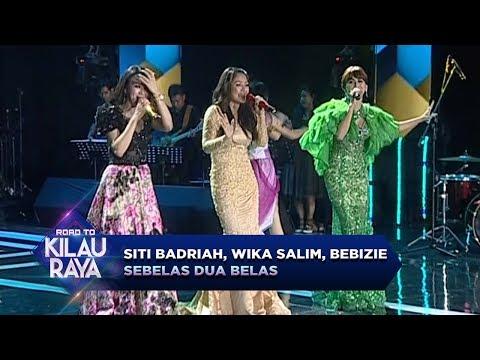 Siti Badriah, Wika Salim, Bebizie [SEBELAS DUA BELAS]