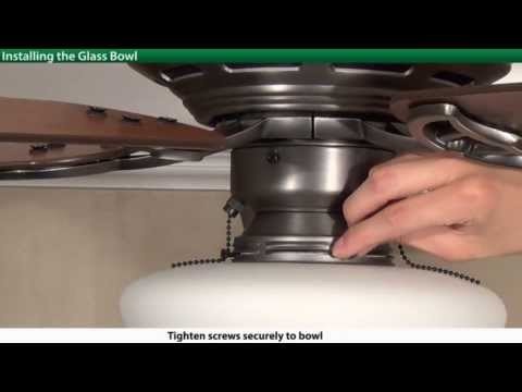 how to install a hunter ceiling fan 2xxxx series models 4 44