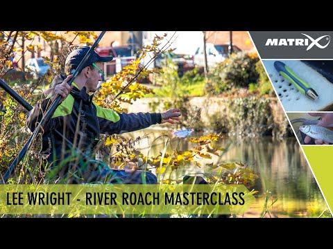*** Coarse & Match Fishing TV *** Lee Wright's River Roach Masterclass
