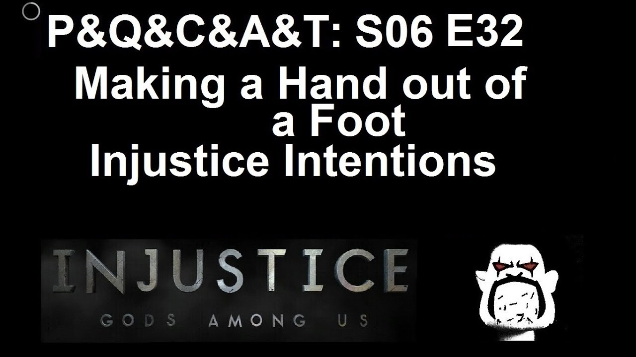 P&Q&C&A&T S06 E33: Flashpoint, MP & Strategy, Reading Recommendations,  Lefties