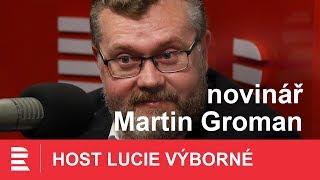 Martin Groman: Peroutka byl solitér a nikomu nesloužil