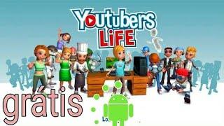 ⚫Como baixar e instalar Youtubers Life para android grátis 2018!!!