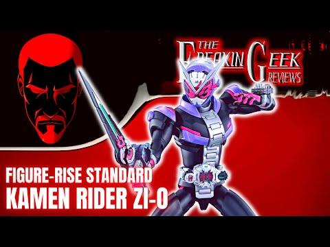 Figure-rise Standard KAMEN RIDER ZI-O: EmGo's Kamen Rider Reviews N' Stuff