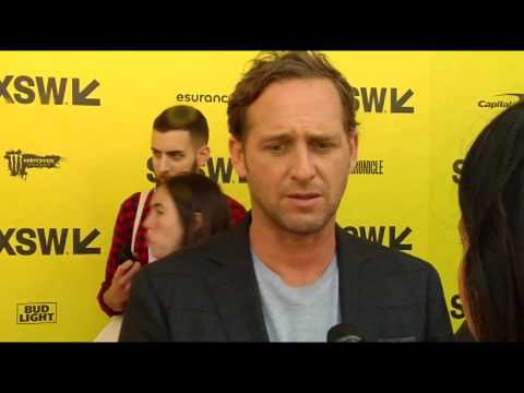 """SXSW 2017: Josh Lucas talks on """"The Most Hated Woman in America"""" red carpet"""