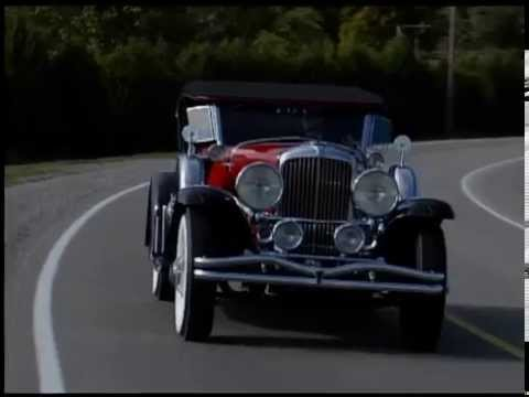 J Model Duesenberg Dream Car Garage 2003 TV series