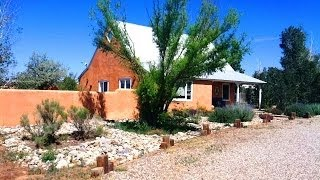 Cozy Territorial Home for Sale in Taos, New Mexico *Call Taos Properties at 1-800-400-TAOS