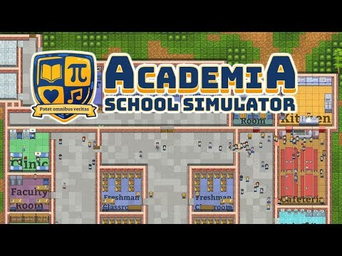 Academia PC Gameplay Impressions #3 - Sophomoric Attacks