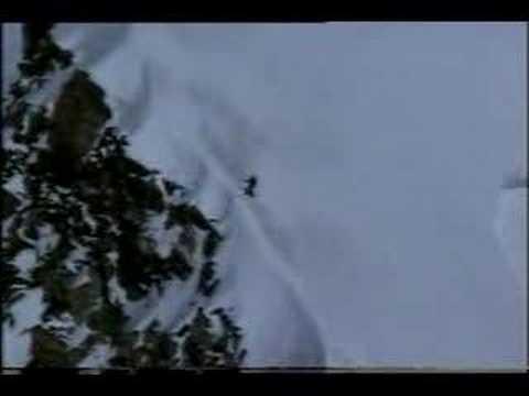Aoraki Mount Cook Ski Decent Bruce Grant