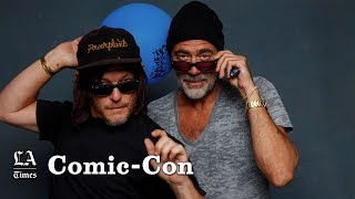 ''The Walking Dead' stars open up about life after Rick at Comic-Con