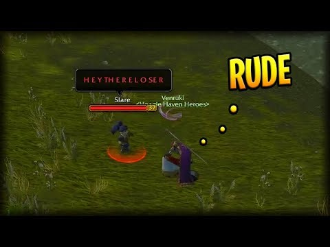 Best Classic WoW TROLLING Compilation!