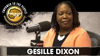 Gesille Dixon Talks About Library Workers Day, Education Through Reading + More