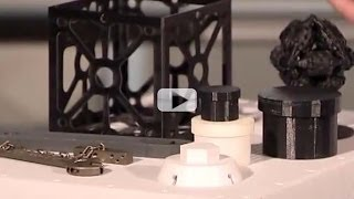 What Will Be 3D Printed On Space Station? | Video