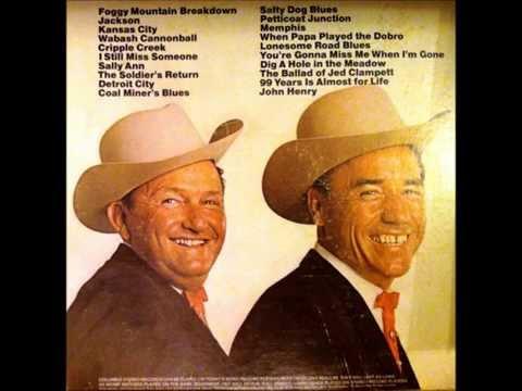 Petticoat Junction , Flatt & Scruggs , 1964 Vinyl