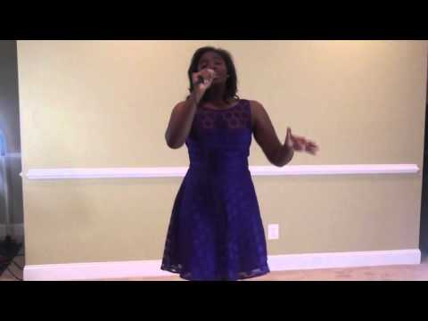 Jessica Howard- What a Girl Wants Cover