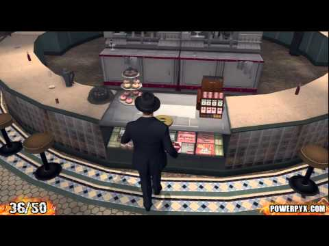 L.A. Noire - All Golden Film Reel Locations (26-50)