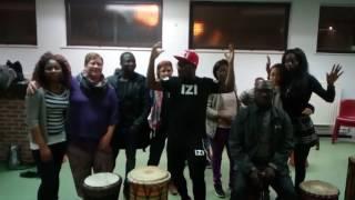 Supportaaa supportaaa (atastar) avec le groupe togodo art dance club