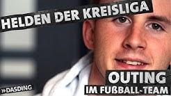 Schwuler Fußballer Florian: So schwer fiel ihm sein Outing | DASDING Trier