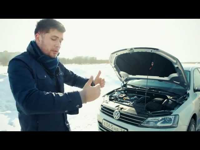 Volkswagen Jetta (2015) Тест-драйв.Anton Avtoman.