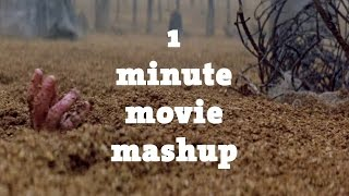 It's quicksand! (1 Minute Movie Mashup)