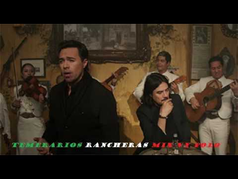 TEMERARIOS RANCHERAS MIX BY POLO