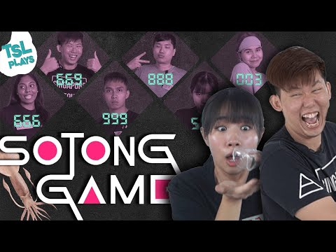 TSL Plays: Sotong Game (Squid Game)