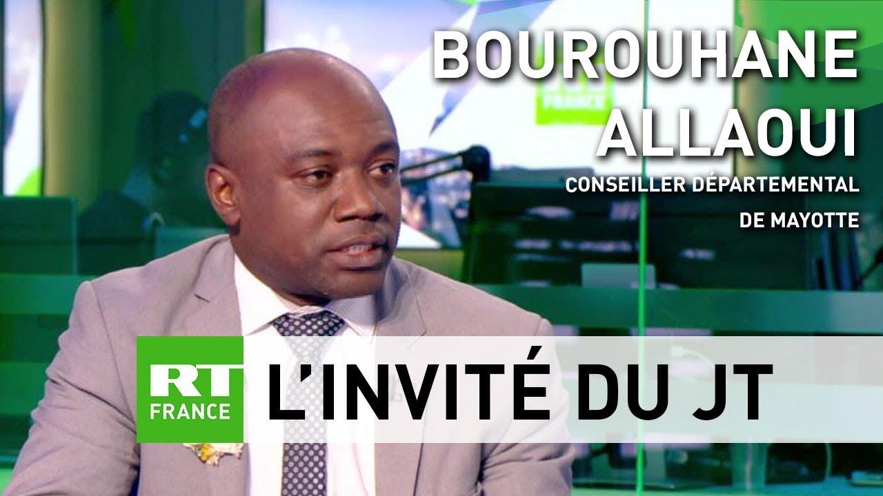 Mayotte en colère : «La violence est partout, les entreprises sont touchées»