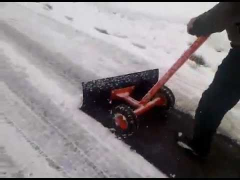 Snomax by megavert Lame a neige, chasse neige, snow A RETTEL