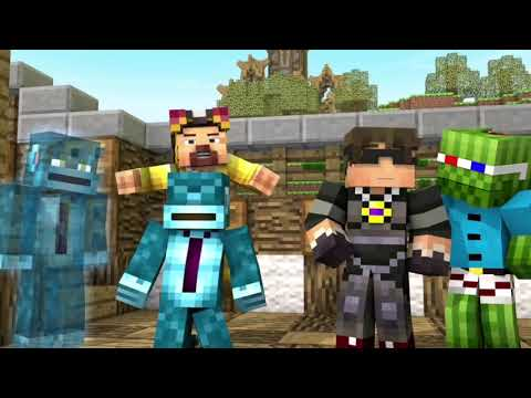Skydoesminecraft Top 10 Animations - Видео из Майнкрафт (Minecraft)