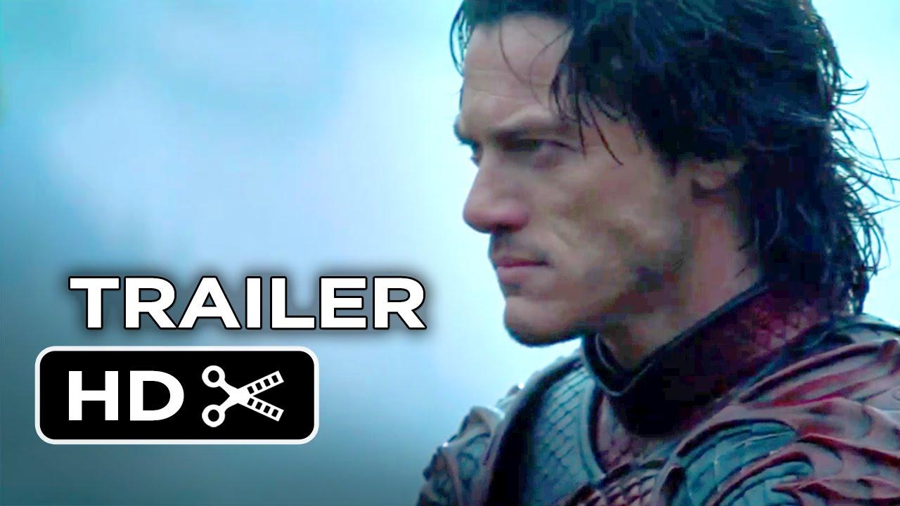 Download Dracula Untold Official UK Trailer #1 (2014) - Luke Evans, Dominic Cooper Movie HD