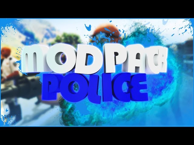 POLICE MOD PACK/??? ??? ??? ??