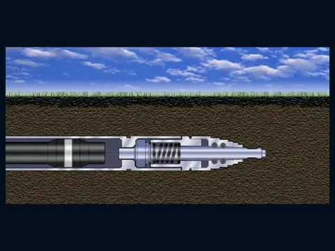 missile boring machine